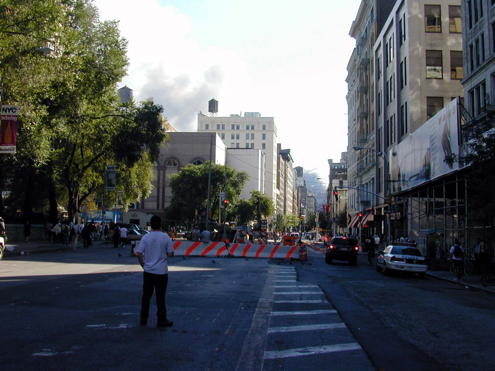 062 - 4PM - Union Square, looking south